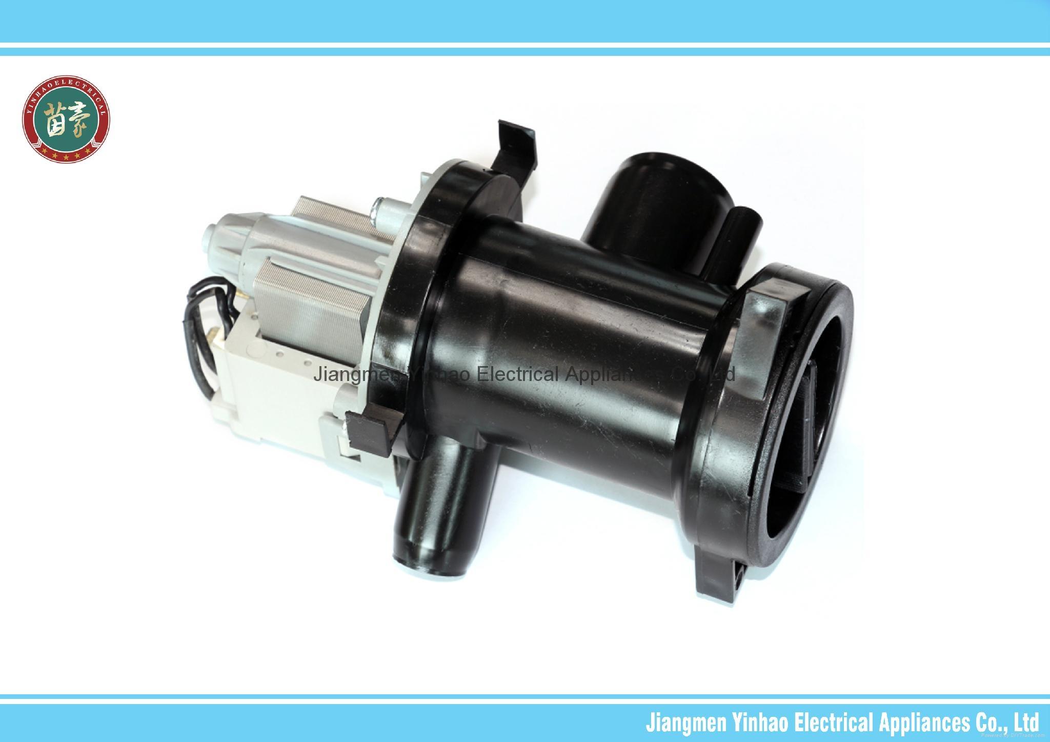 Lg washing machine drain pump motor washing machine spare for Lg washing machine pump motor