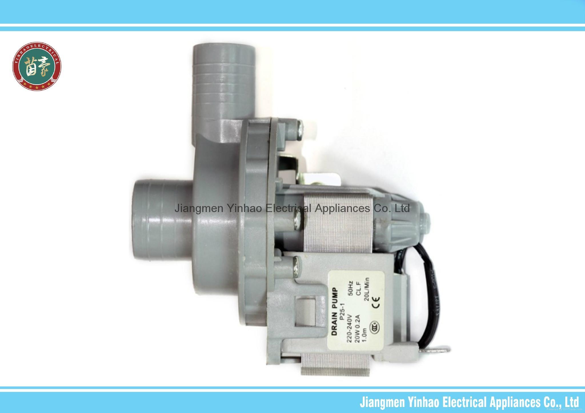 Drain Pump For Washing Machine Home Appliance Parts drain water pump ...