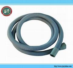 hot sell washing machine drain hose flexible pipe plastic hose