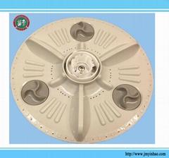 LG washing machine  pulsator replacement 5845FA1814B WF-T652 WF-T655A WF-T752A
