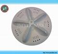 Washing machine pulsator / Washing