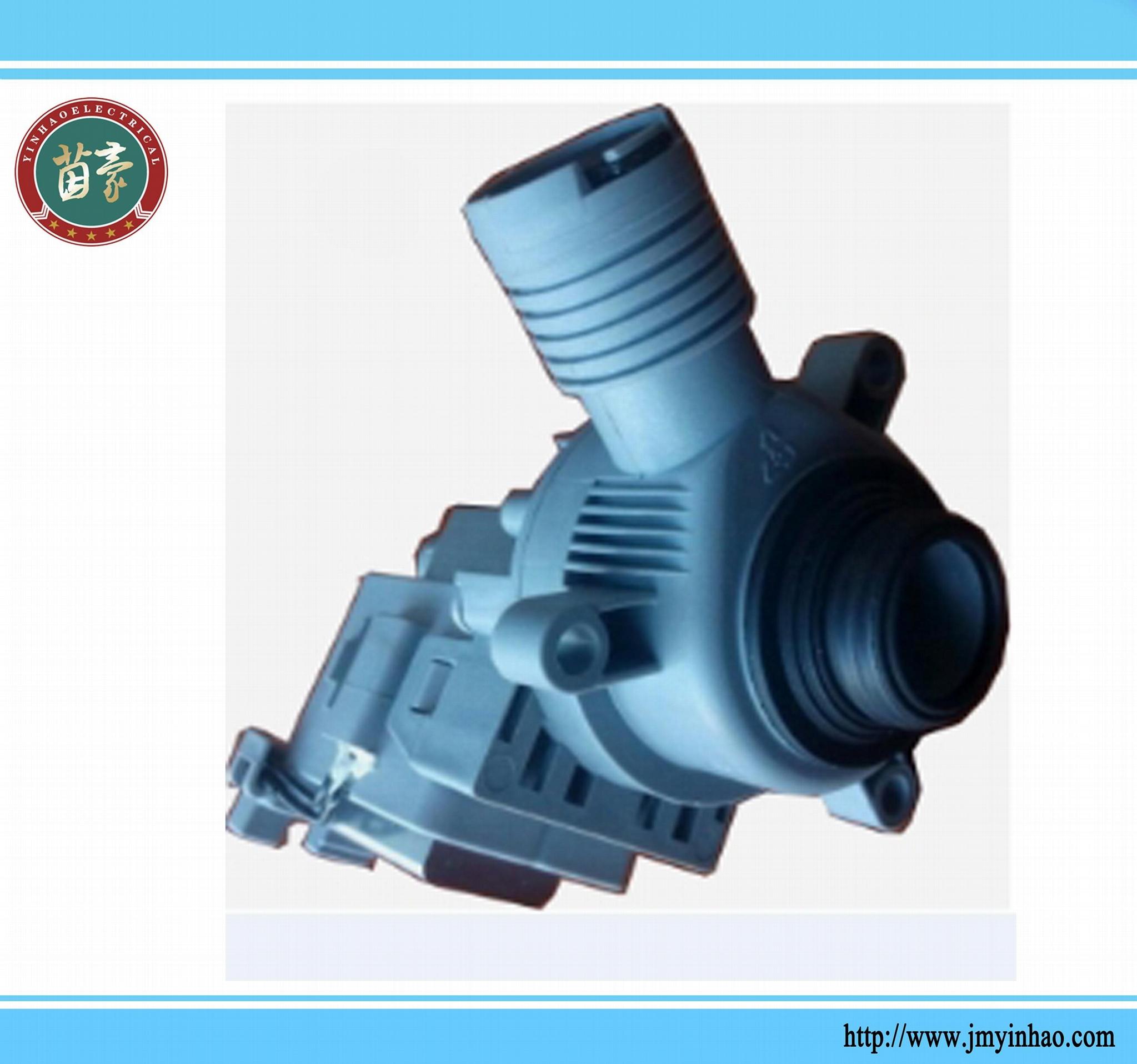 W10276397-Washing Machine Drain Pump for Whirlpool NEW OEM 1