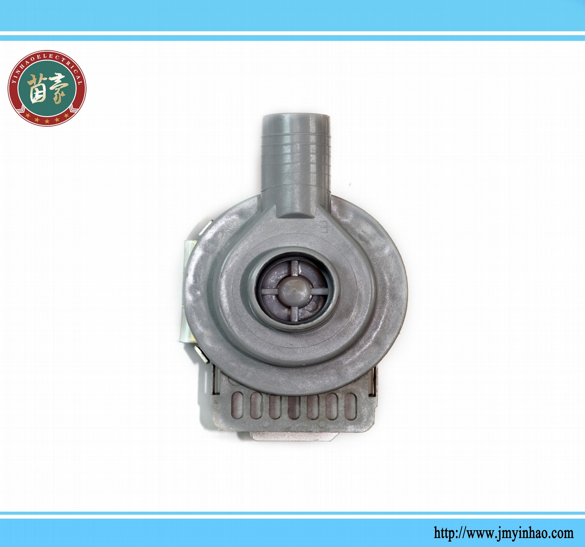 washing machine drain pump 3