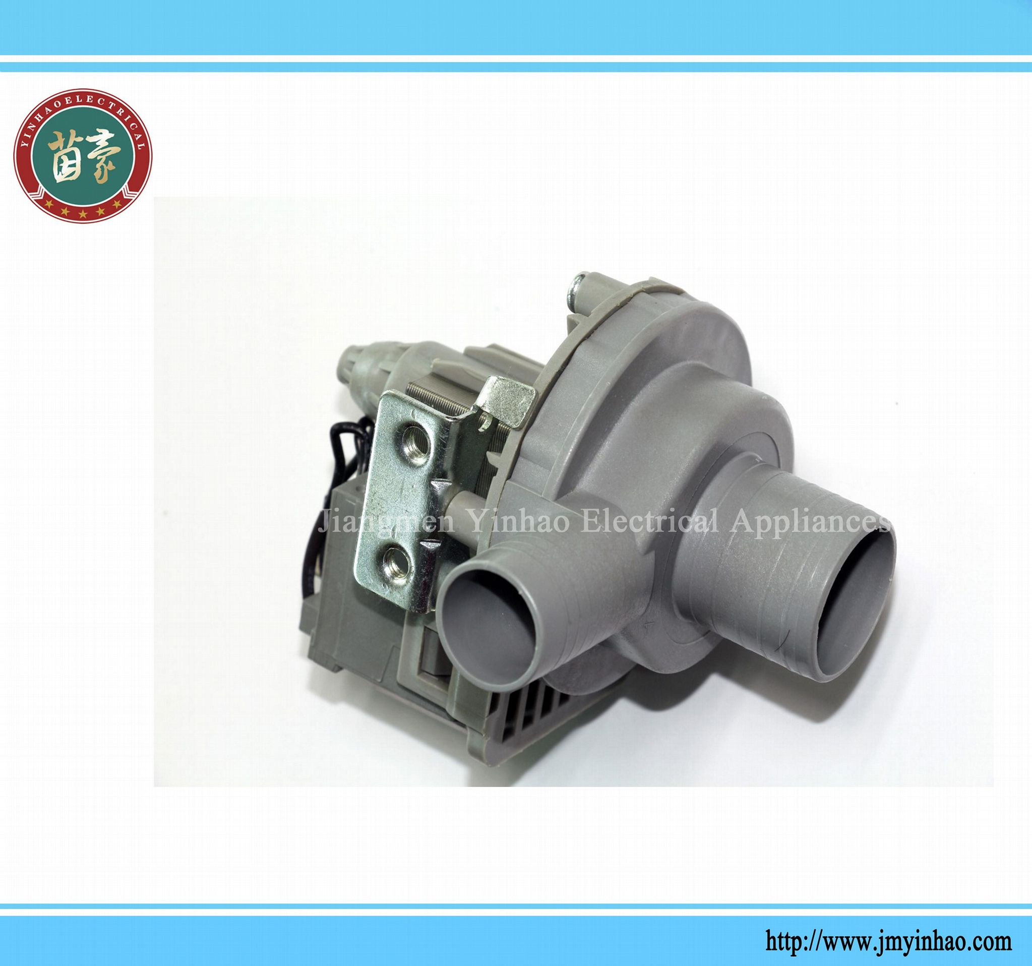 drain pump assembly for washing machine 1