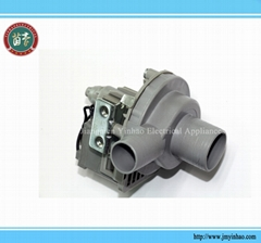 drain pump assembly for washing machine