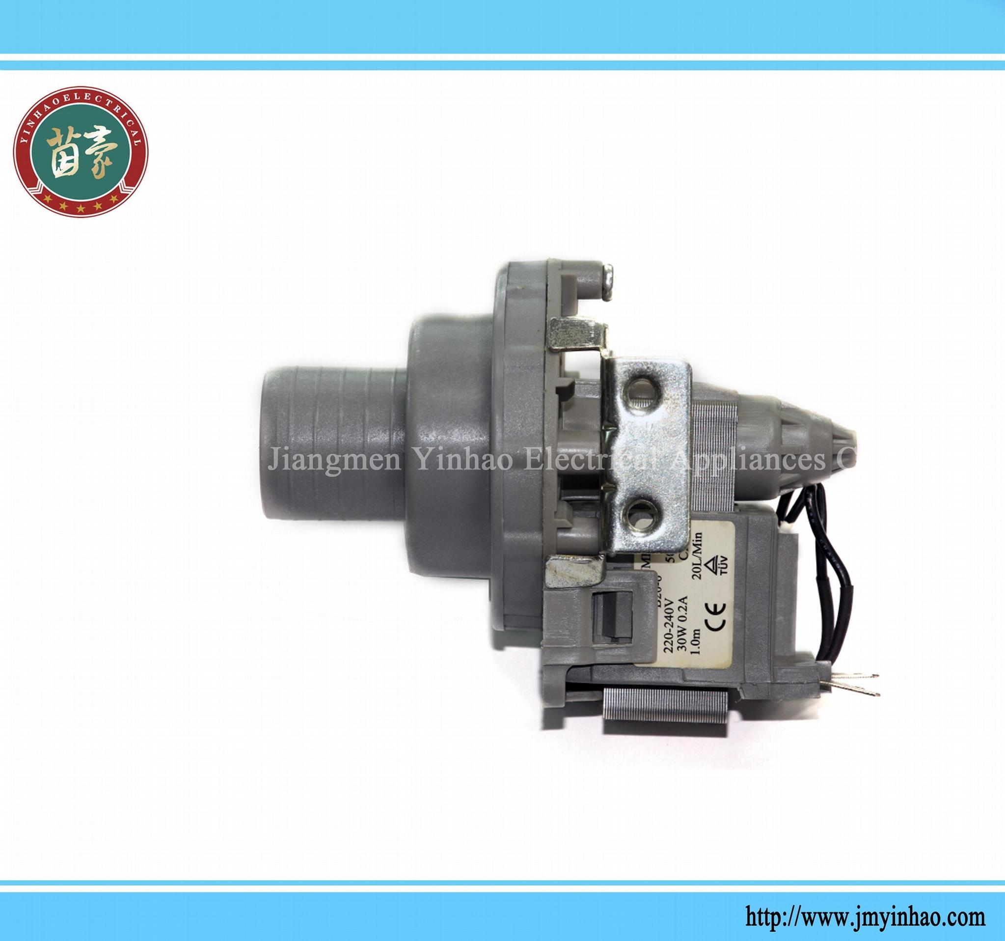 排水泵洗衣機裝配件/洗衣機排水泵 2