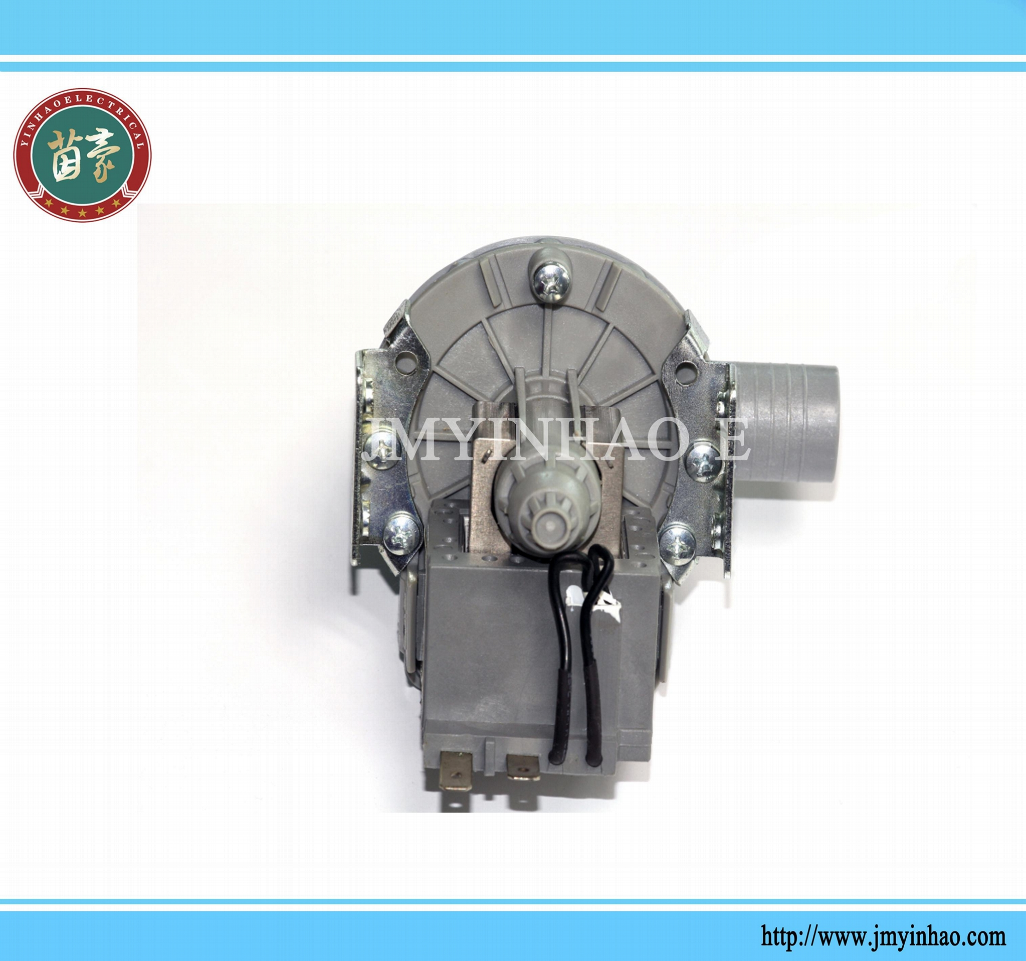 drain pump assembly for washing machine 4