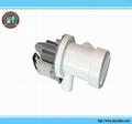 Permanent magnet synchronous drain pump for washing machine