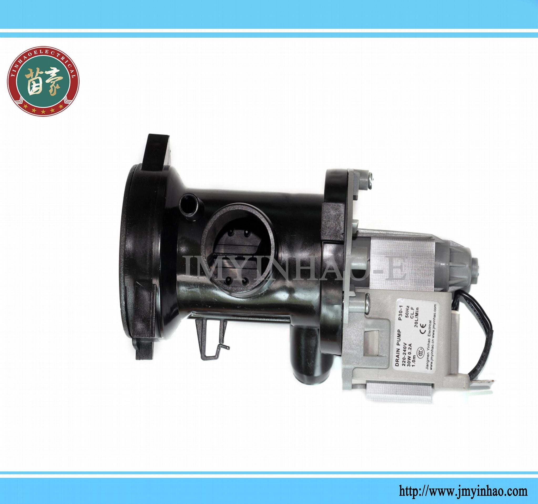 Genuine LG 5859EN1004J Washing Machine Drain Pump  2