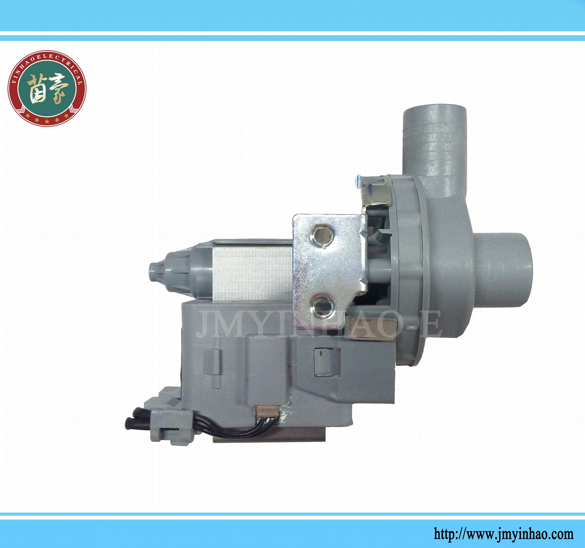Drain Pump for Whirlpool W10276397 Washer AP4514539 PS2580215 1