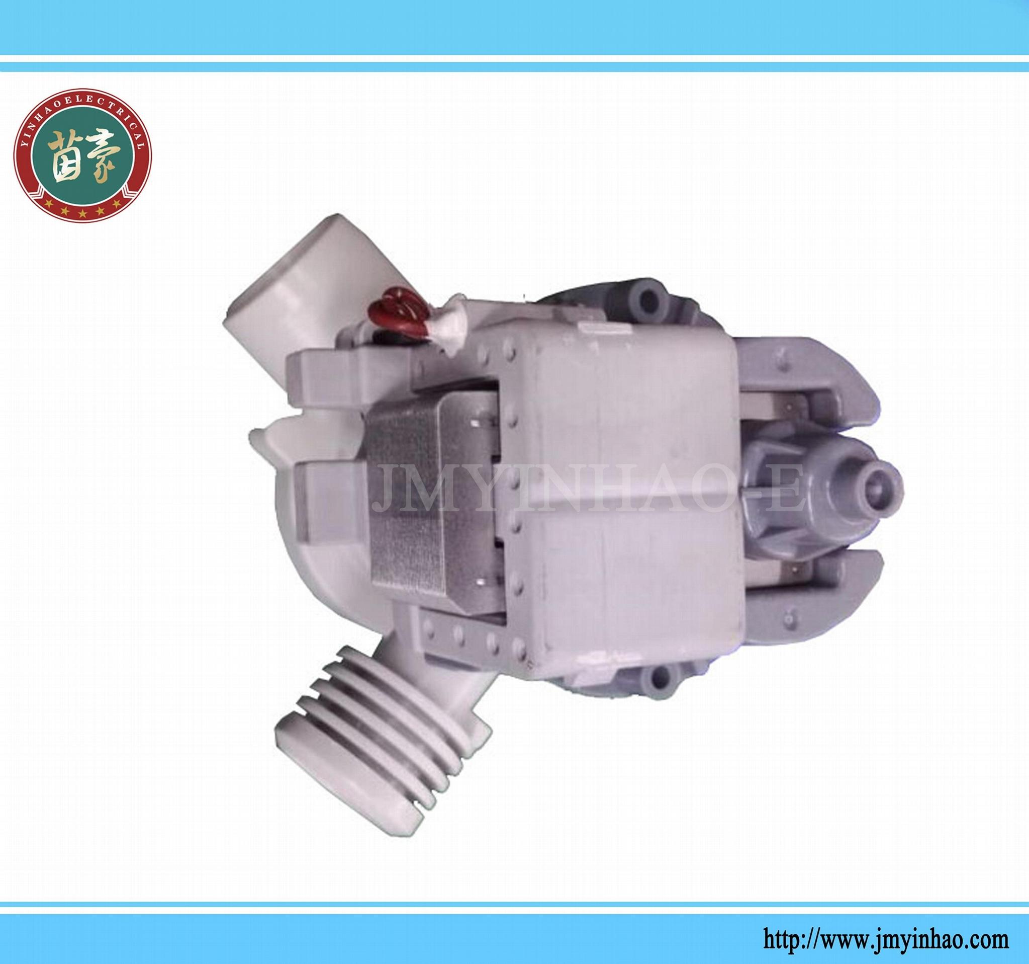 洗衣机排水泵/排水电机/排水洗衣泵 3