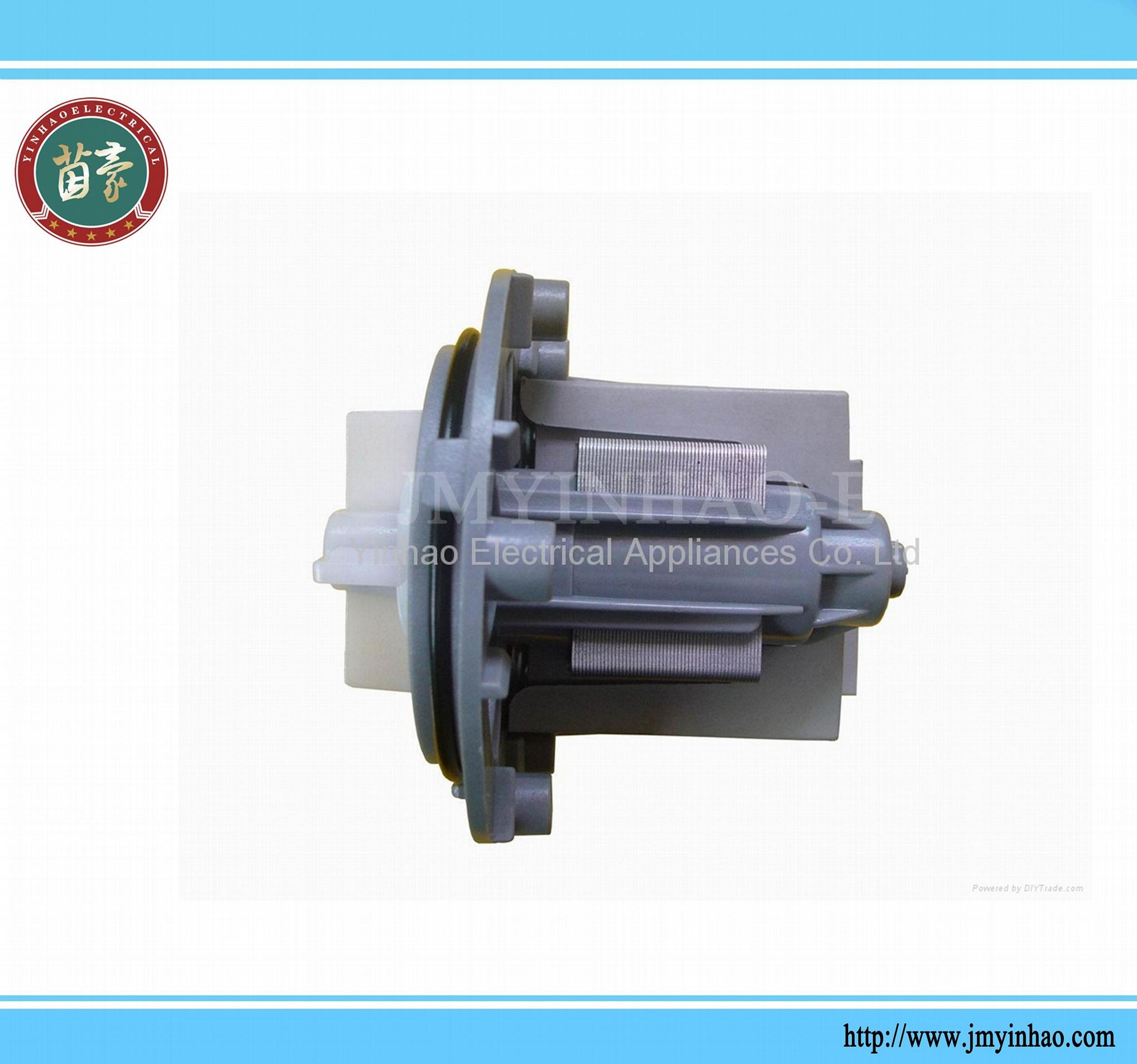 廠家直銷高質洗衣機排水泵/低噪音排水泵 2