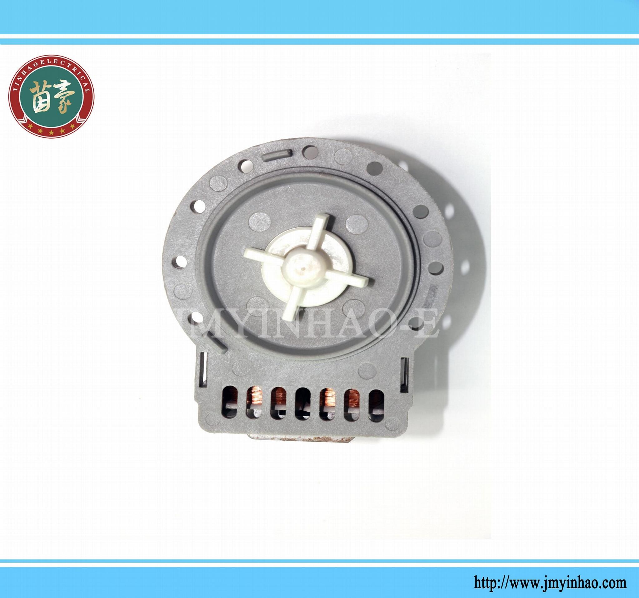 German VDE certificate washing machine drain pump 1