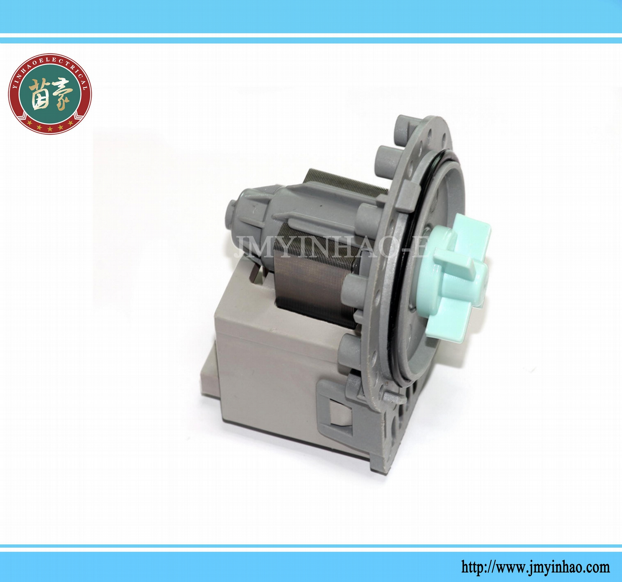 220V 60Hz Brazil market drain pump motor for washing machine