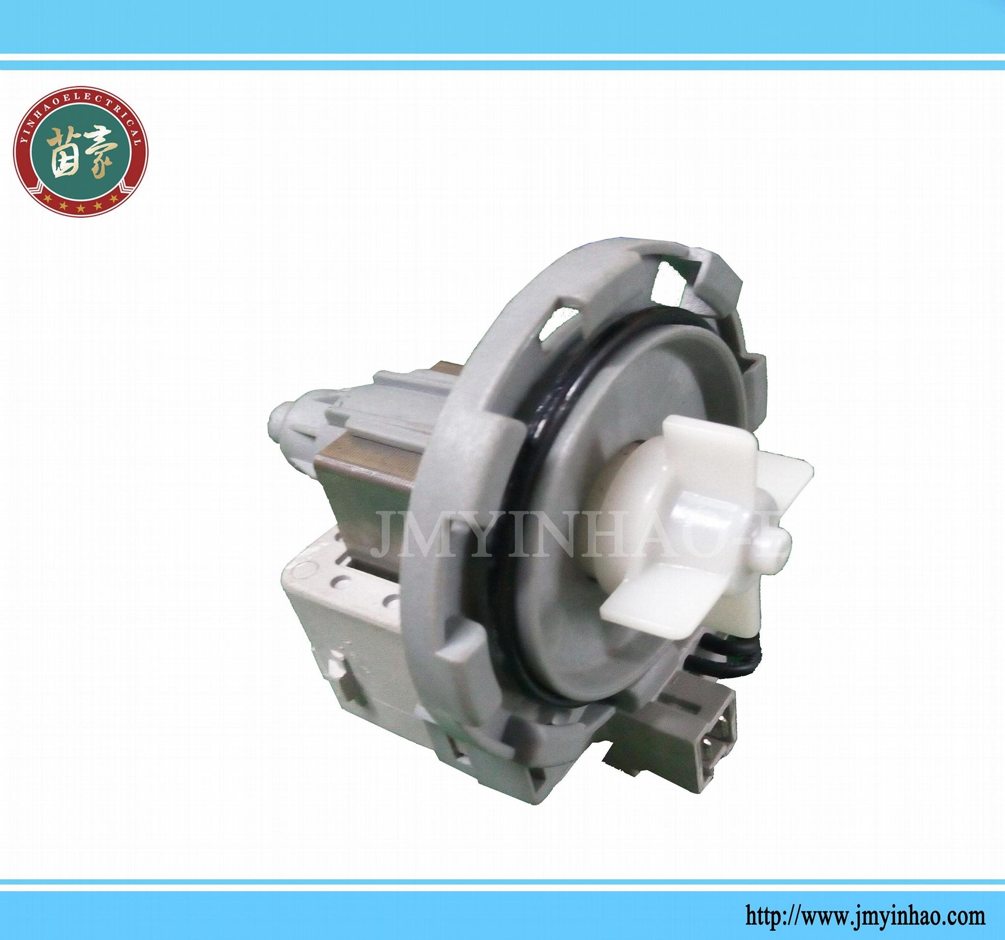 供應原裝洗衣機配件排水泵 2