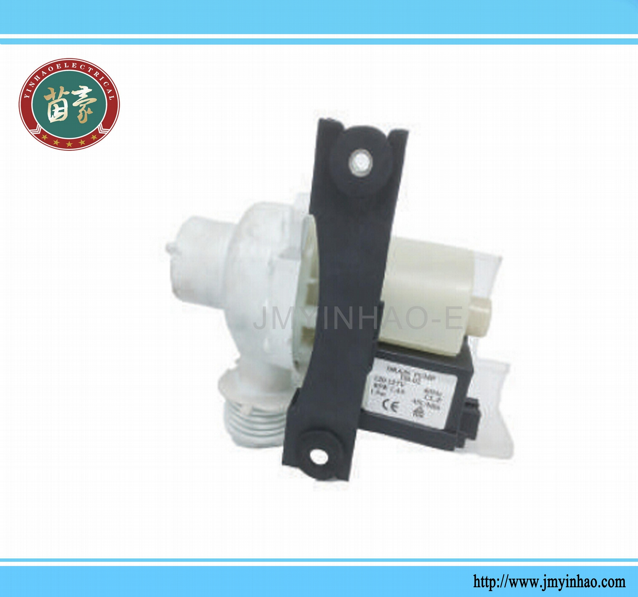 137221600 Replacement Frigidaire Washing Machine Drain Pump 137108100 134051200