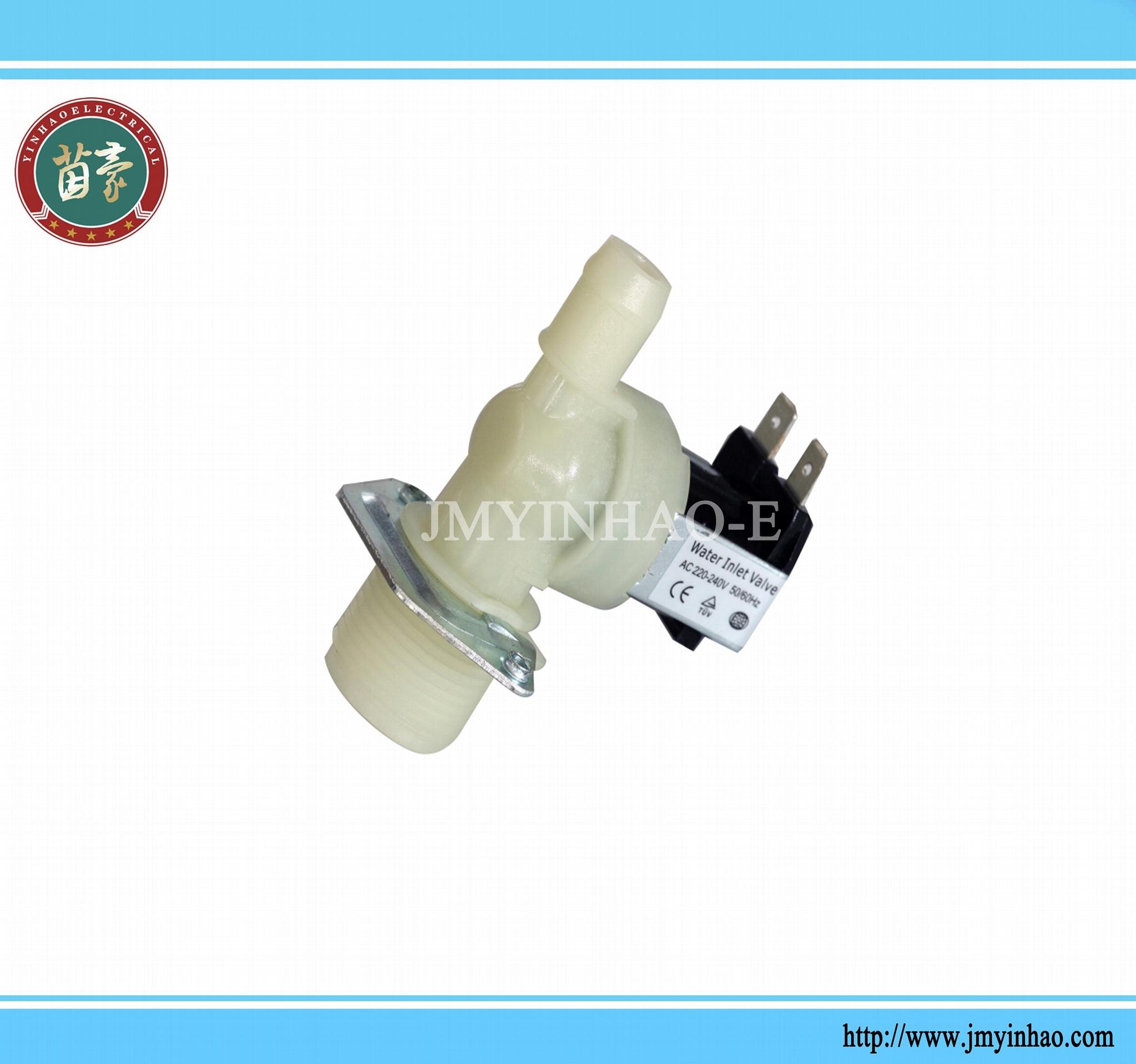 washing machine water inlet valve 1