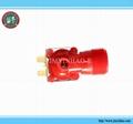 Solenoid inlet valve for washing machine