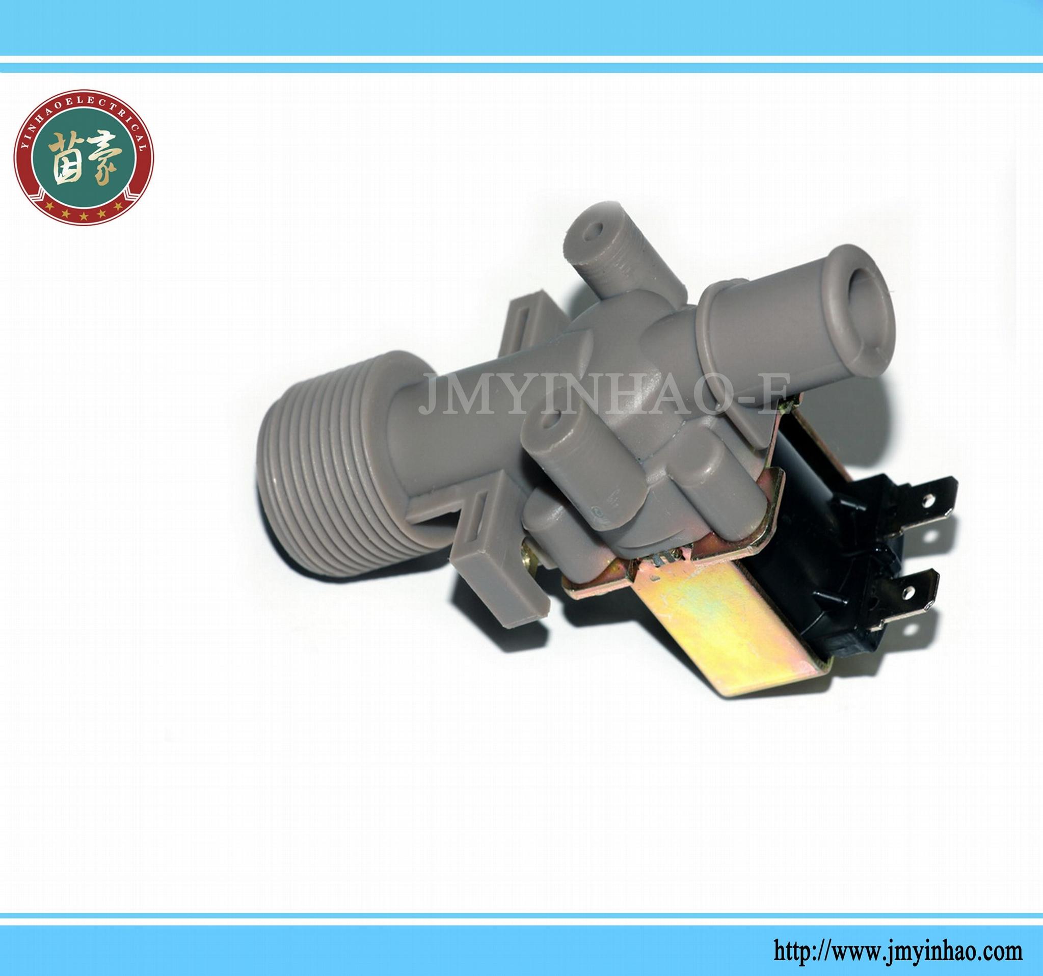 220V water solenoid valve washing machine outlet valve