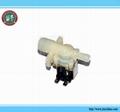 single valve washing machine water solenoid valve