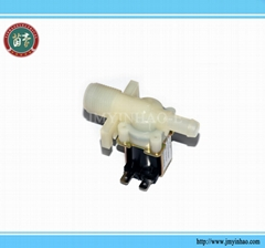 single valve washing machine water solenoid valve