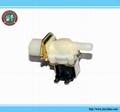 Water inlet valve for washing machine
