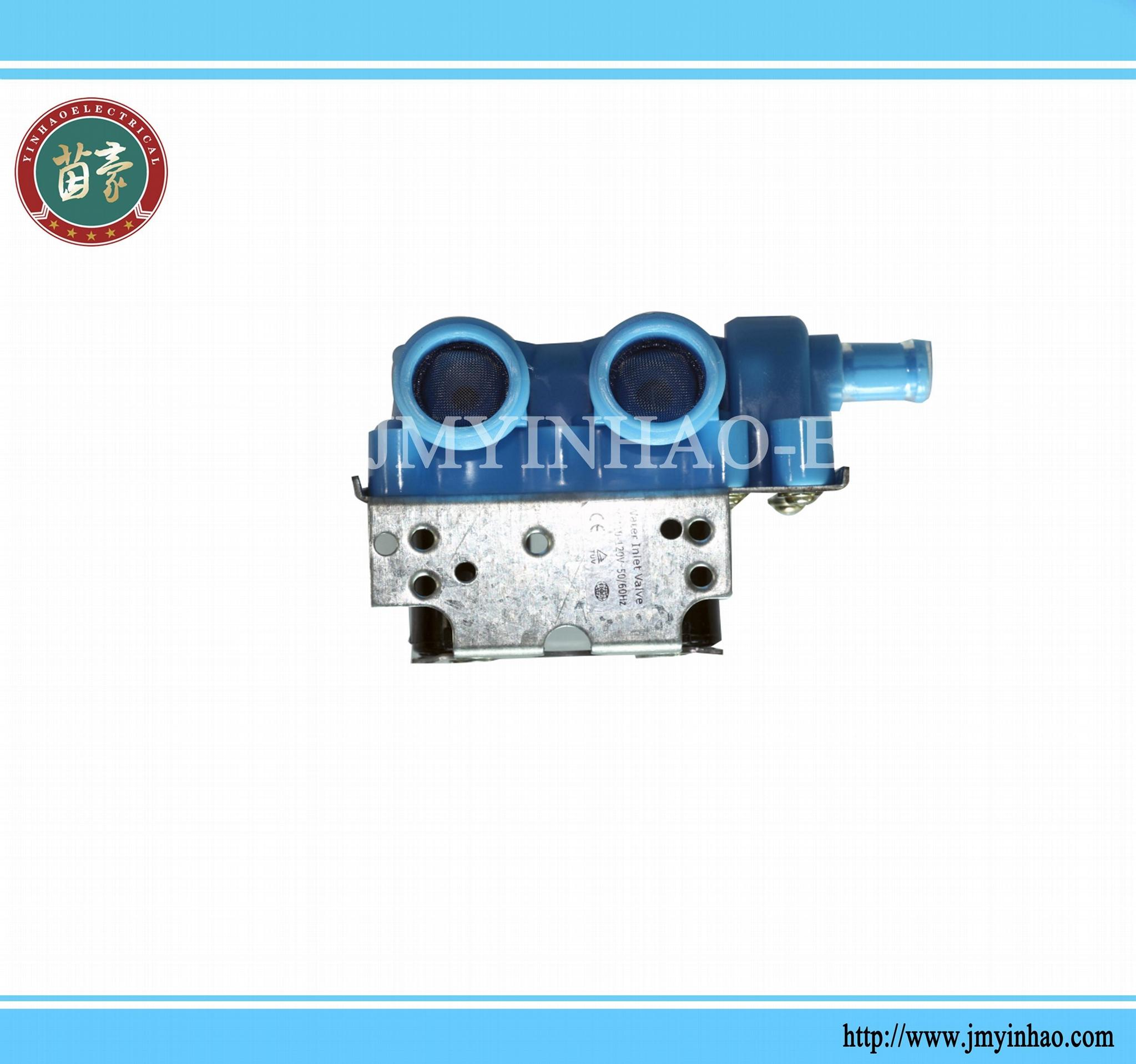 Water Inlet Valve for Whirlpool Kenmore Washer Washing Machine W10110517 2