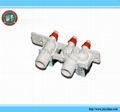 inlet water solenoid valve 3 way valve multi-way water valve washing machine