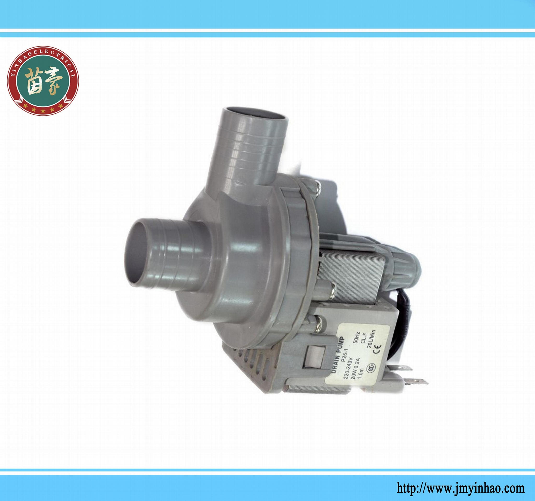 drainage pump for icemaker