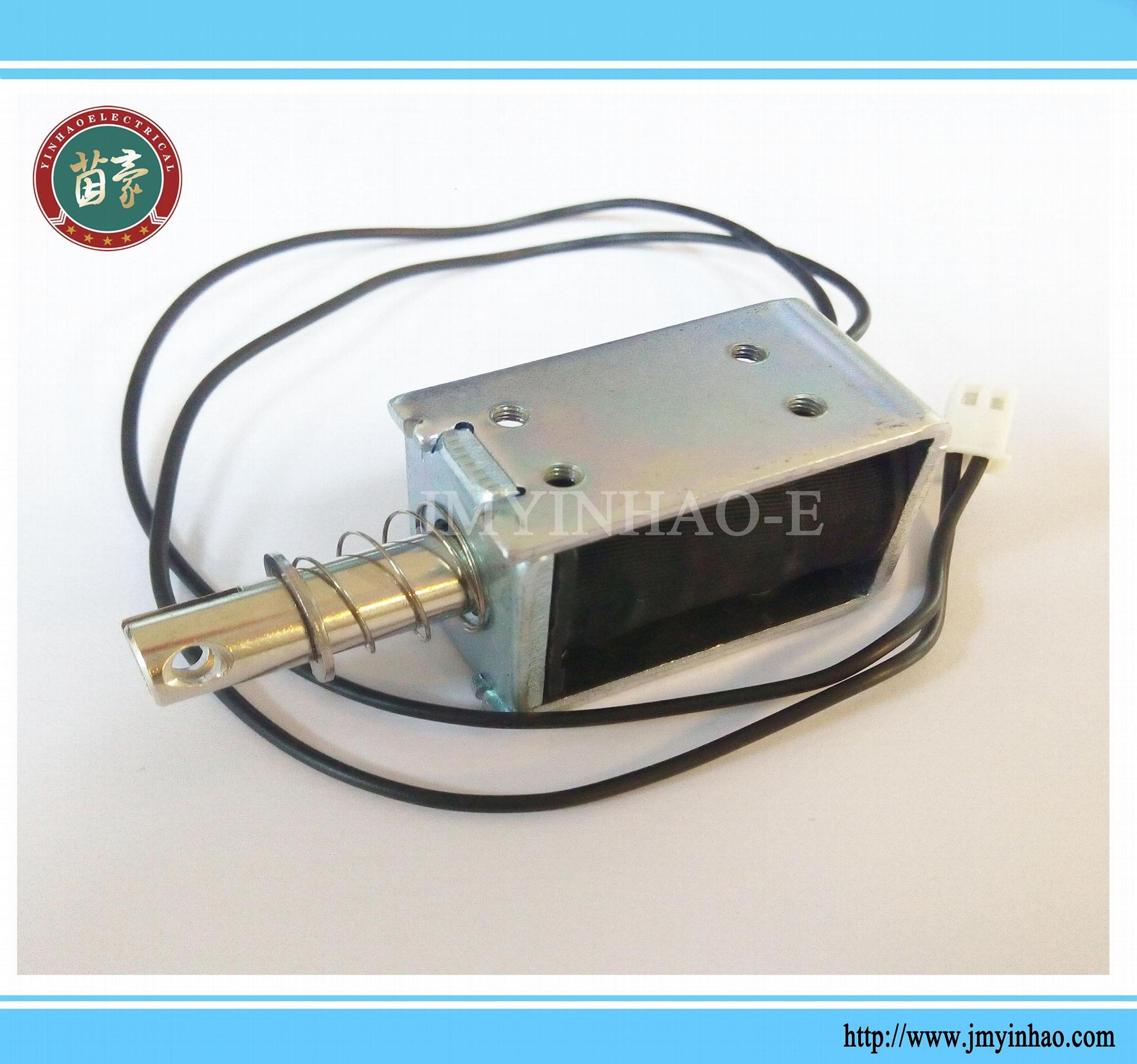 推拉式電磁鐵 1