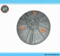 Washing machine impeller plastic pulsator 2