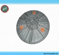Washing machine impeller plastic pulsator