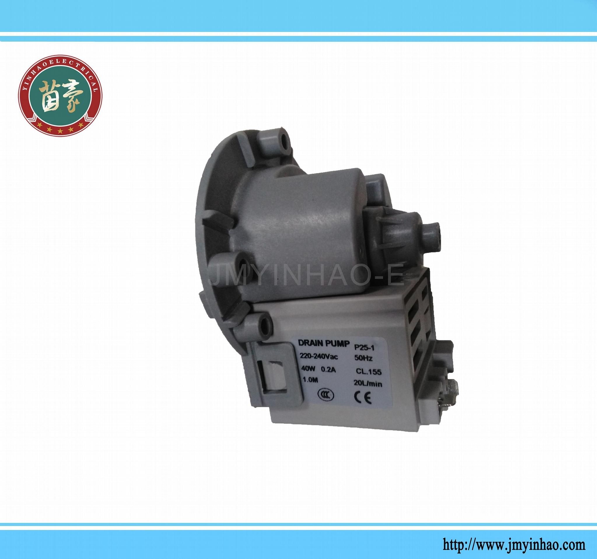 Replacement ASKOLL M224XP washing machine drain pump HOOVER SAMSUNG  1
