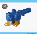 washing machine 3 way water inlet valve