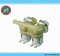 double valve for washing machine