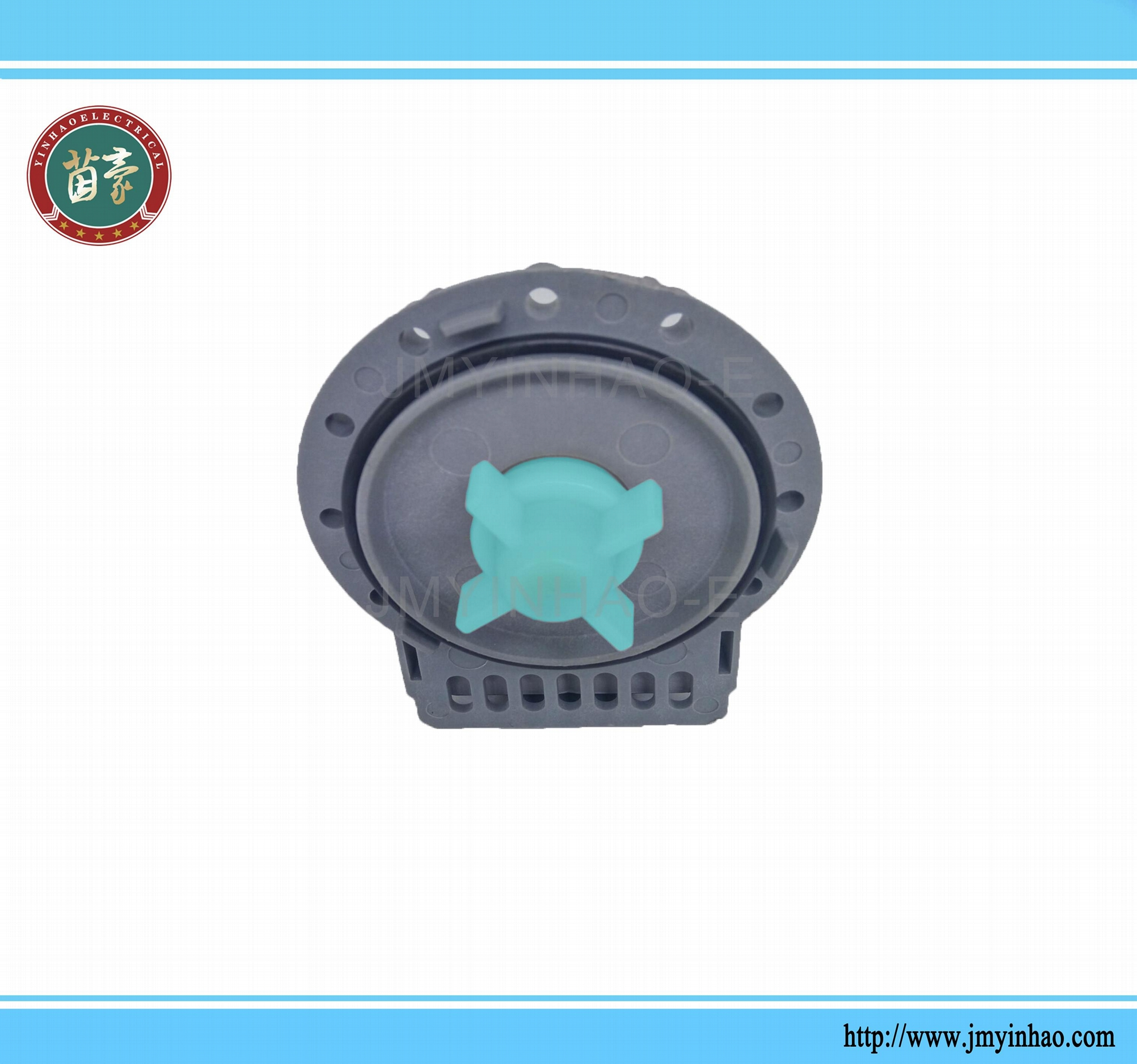 120vac motor de bomba de drenaje de lavadora