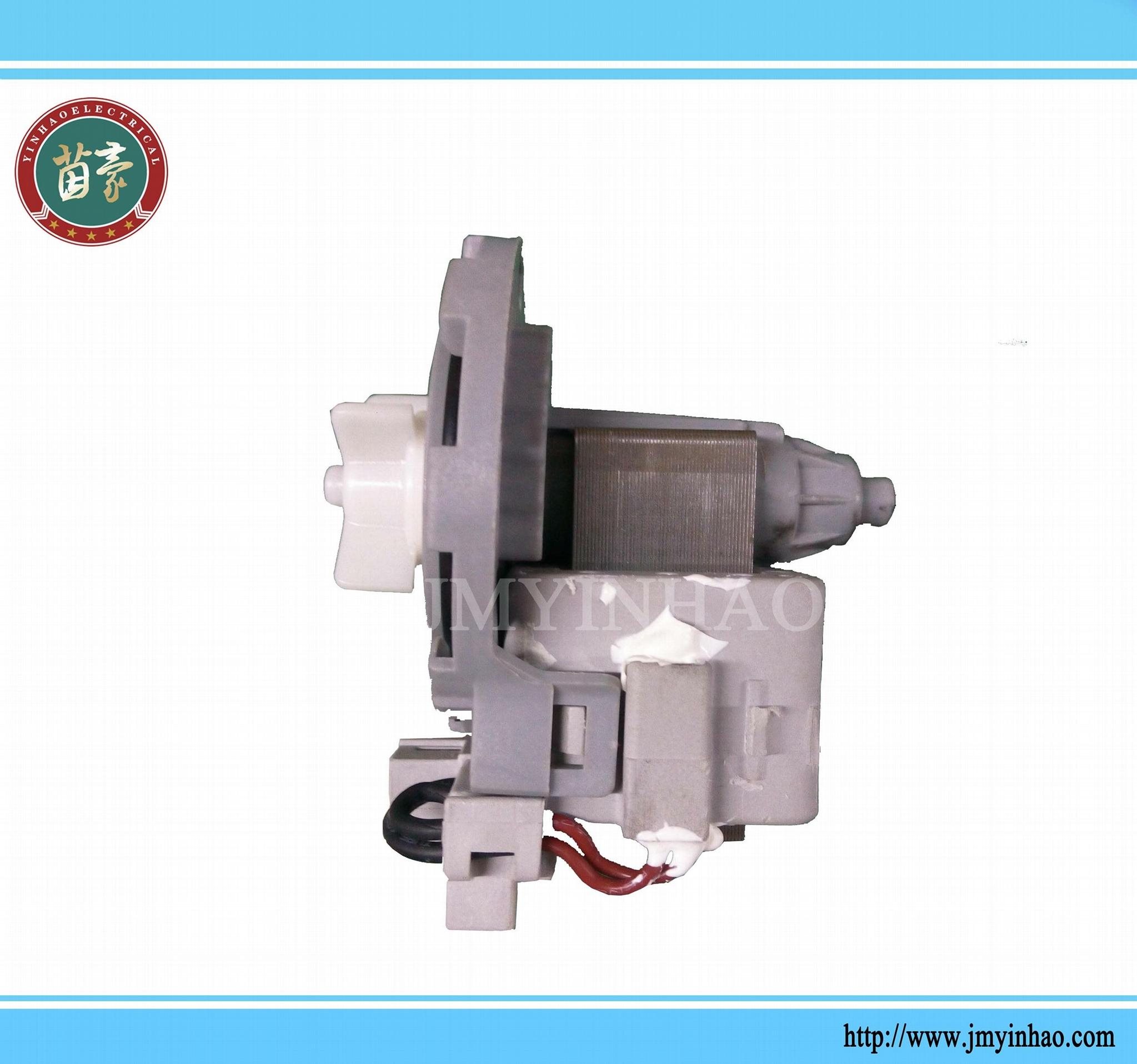 洗衣机排水泵电机 3