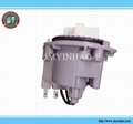 washing machine spare parts/drain pump motor