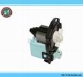 washing machine drain pump