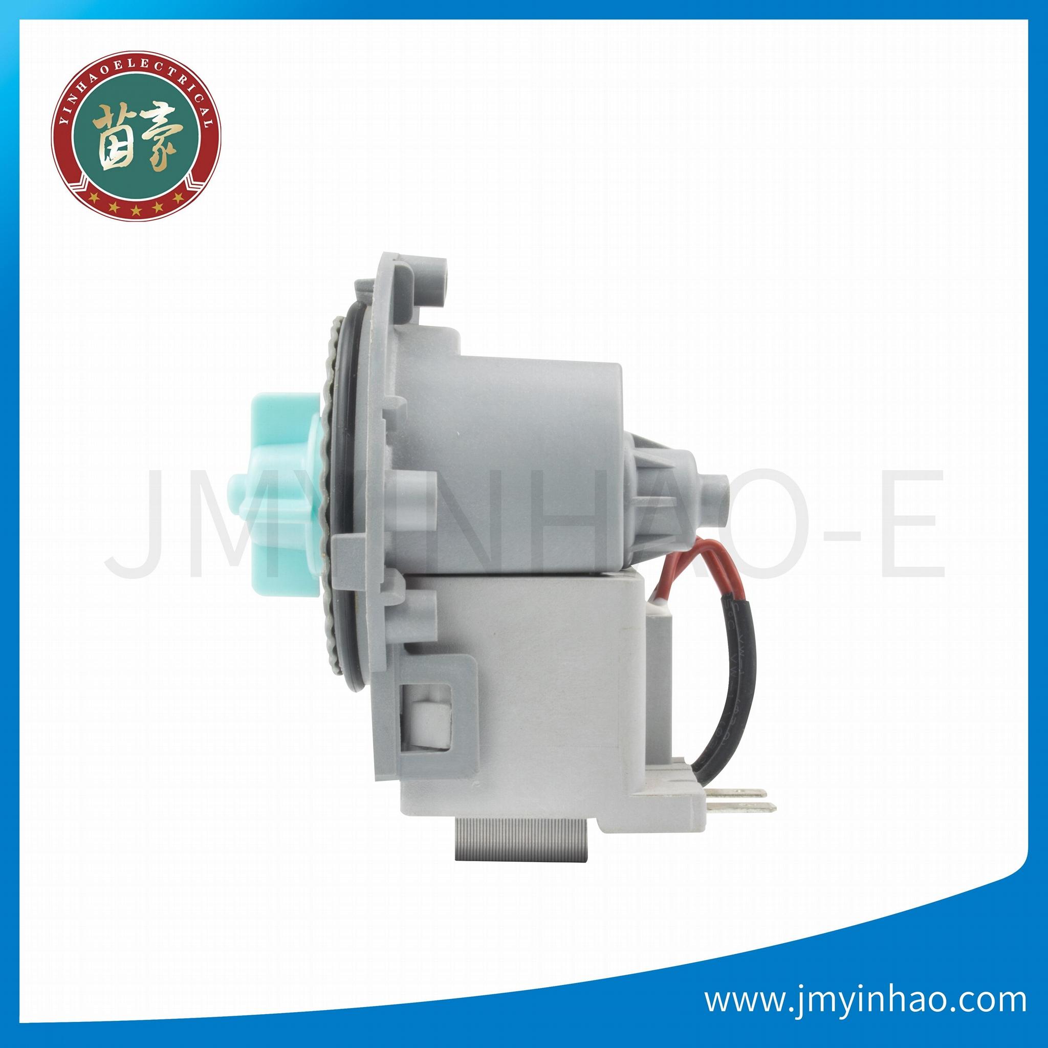 washing machine spare parts/drain pump motor 2