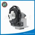 washing machine spare part drain water pump motor