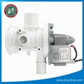 Drain pump for WEILI washing machine 1