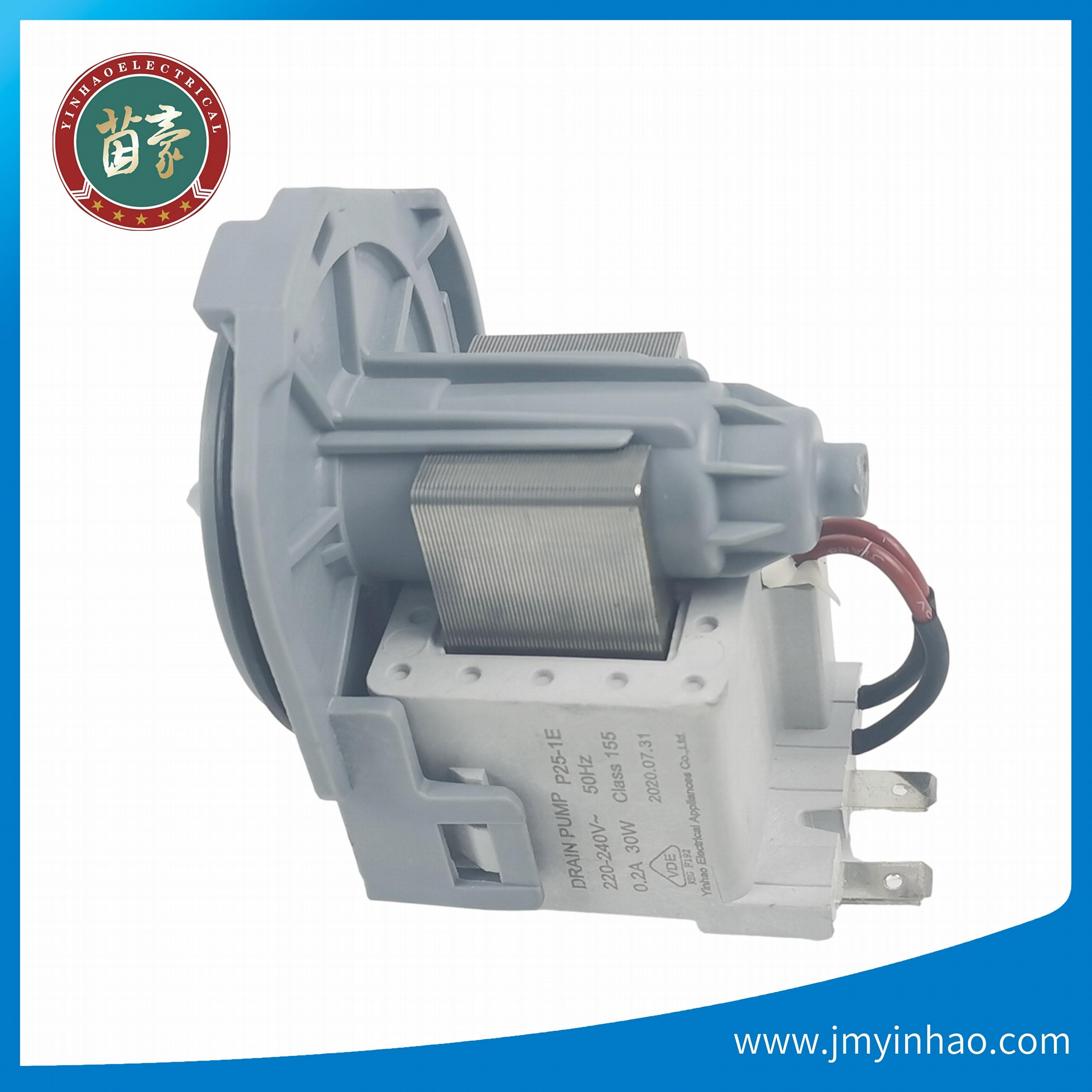 AC water drain pump for dishwasher/home appliance spare part