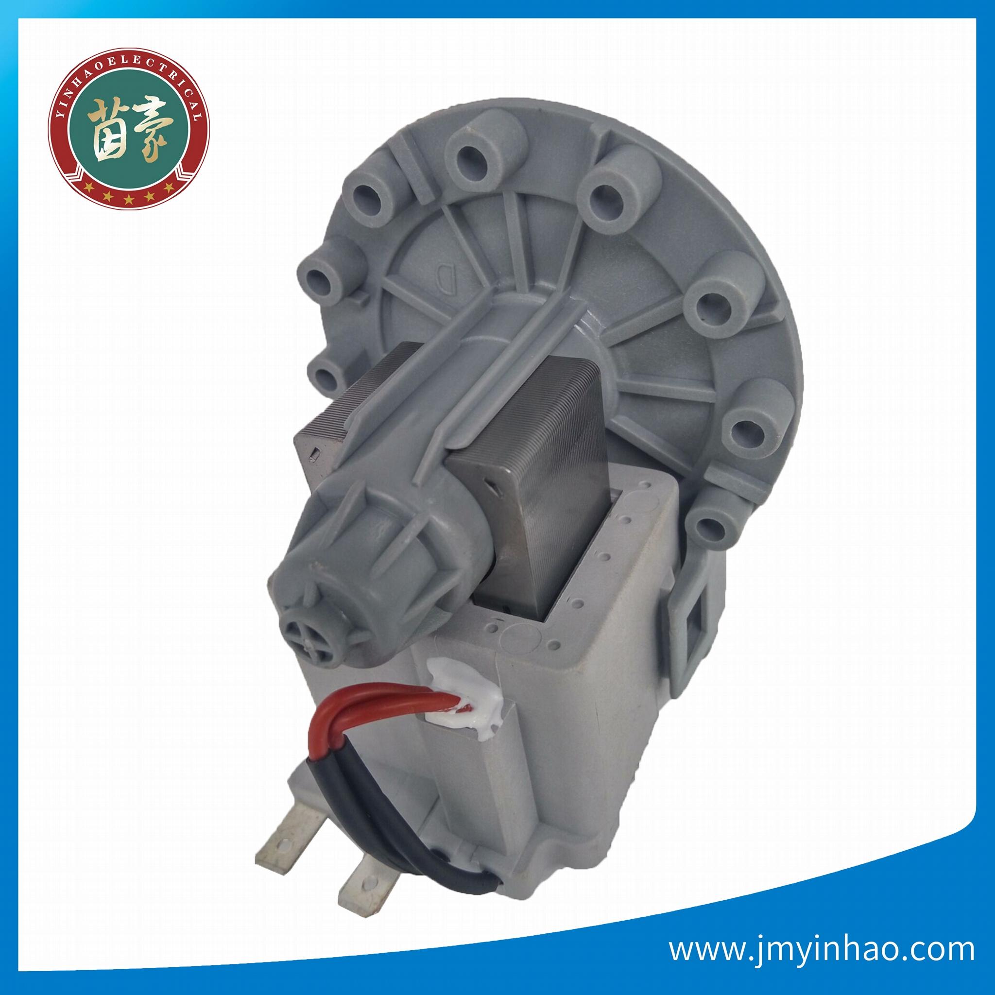 120vac motor de bomba de drenaje de lavadora 1