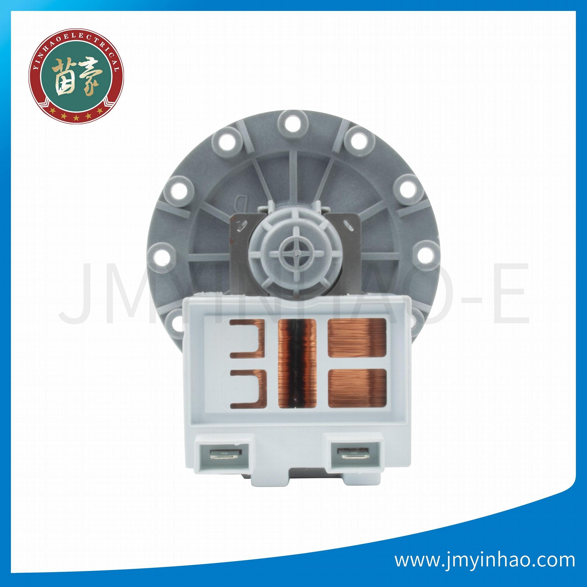 220V 60Hz Brazil market drain pump motor for washing machine 3