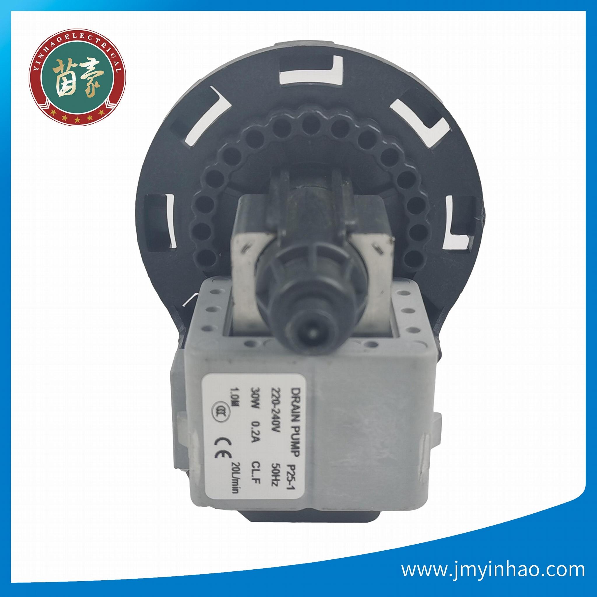 洗衣机排水泵电机 1