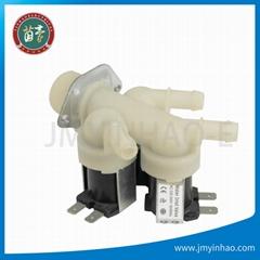 Triple Inlet Washing Machine Water SOLENOID VA  E 180 Degree 3 WAY
