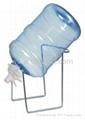 Drinking Water Bottle Rack Steel Bottle