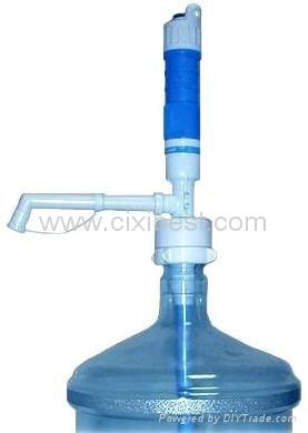 Battery Water Pump Gallon Water Bottle Pump BP-21 1
