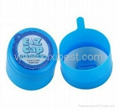 55mm Reusable Non Spill Cap Anti Splash